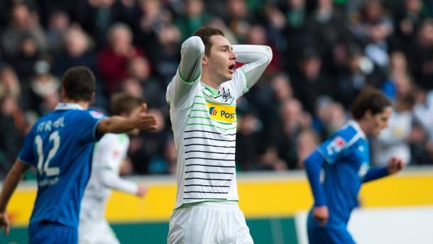 Gladbach verschenkt den Sieg
