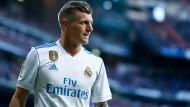 Will zum vierten Mal die Champions League gewinnen: Madrids Toni Kroos.