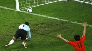 Werder Bremen verliert das Uefa-Pokal-Finale