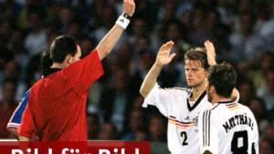 Die deutschen WM-Niederlagen