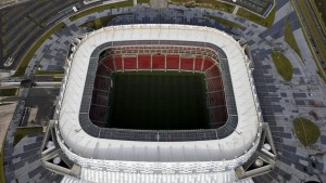 Korruptionsverdacht um Stadionbauten