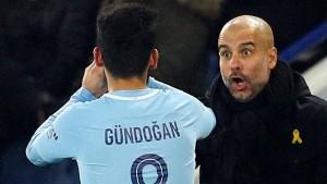 Gündogan glänzt im Guardiola-Team