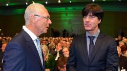 Beckenbauer empfiehlt Löw harte Hand
