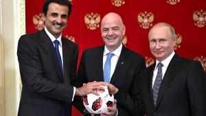 Täuschung mit Qatar