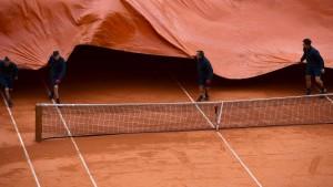 Nadal muss auf seinen Final-Gegner warten