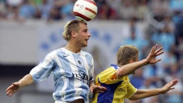 """4:1 - die """"Löwen"""" glänzen im neuen Stadion"""
