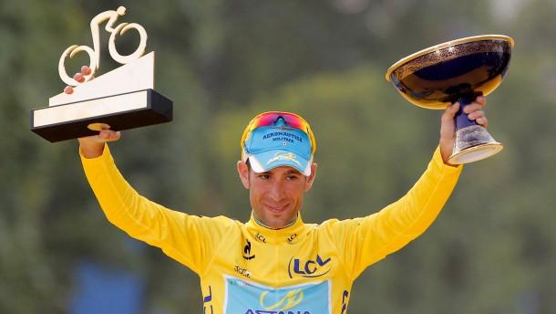 Der gelbe Hai Vincenzo Nibali