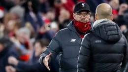 Klopps Liverpool schlägt auch Guardiola