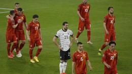 Böses Erwachen für die deutsche Mannschaft