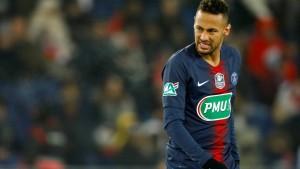 Neymar fällt zehn Wochen aus