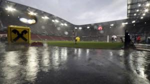 Deutschem WM-Testspiel droht die Absage