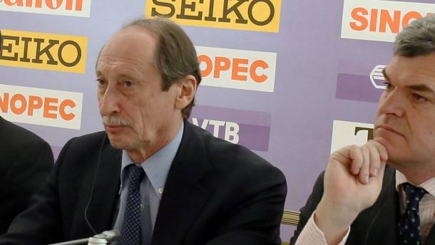 Russe legt Amt in IAAF nieder