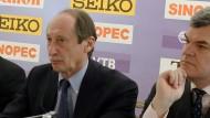 Dubios: Valentin Balachnitschew tritt als Schatzmeister des Leichtathletik-Weltverbandes IAAF vorläufig zurück