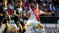 Xabi Alonso stellt Bundesliga-Rekord auf