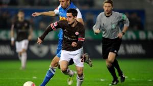 Rückschlag für St. Pauli