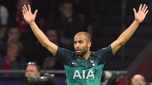 Tottenham gelingt ein Comeback im Stil von Liverpool