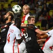 Duell auf Ball-Augenhöhe: Monaco gegen Leverkusen
