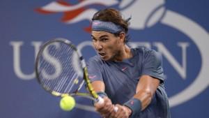 Nadal im Halbfinale, Pennetta überrascht