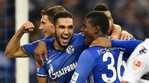 Und plötzlich strahlt Schalke wieder