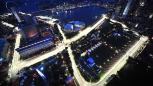 Singapurs Nationalstolz geht ein Licht auf