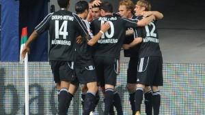 Nürnberger Relegationsexperten bleiben erstklassig