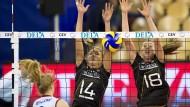 EM-Fehlstart für Volleyball-Frauen