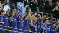 Chelsea gewinnt den Ligapokal
