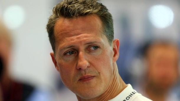 Die Mitteilung zum neuen Schumacher-Zustand