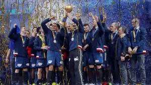 Frankreichs goldene Generation holt den Titel