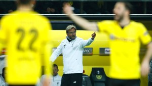 Dortmund und Klopp tun einander noch nicht weh