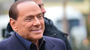 Milan-Präsident Berlusconi träumt von Team ohne Ausländer