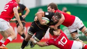 Der deutsche Traum von der Rugby-WM ist geplatzt