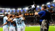 Probleme bei ARD und ZDF durch verlegte WM