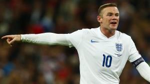 England diskutiert über Rooneys Zukunft