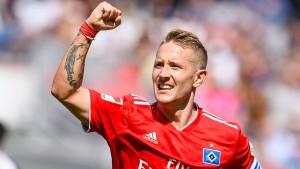 Der HSV kann doch zweite Bundesliga