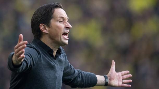 Leverkusen-Trainer Schmidt verblüfft nach 2:6
