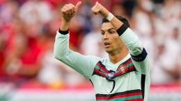 Ronaldos Rekordtreffer sichern Portugal den Sieg
