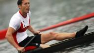 Am Ende seiner großartigen Karriere? Andreas Dittmer glaubt nach der olympischen Enttäuschung nicht mehr an ein Comeback