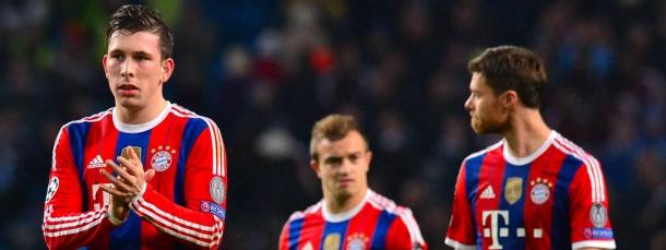 Ungewohntes Gefühl: Die Bayern verlieren erstmals in dieser Saison