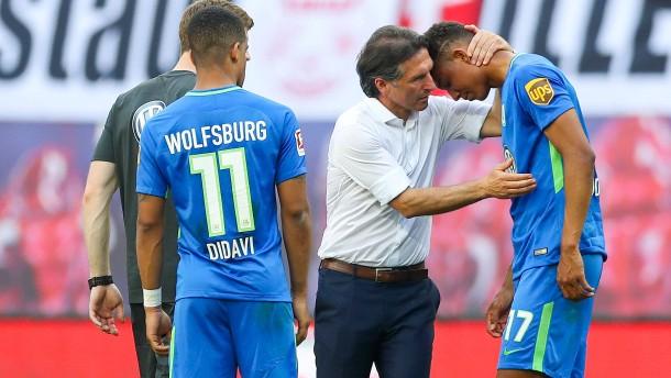 Der VfL Wolfsburg in großer Not