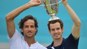 Murrays wundersame Rückkehr zum Tennis