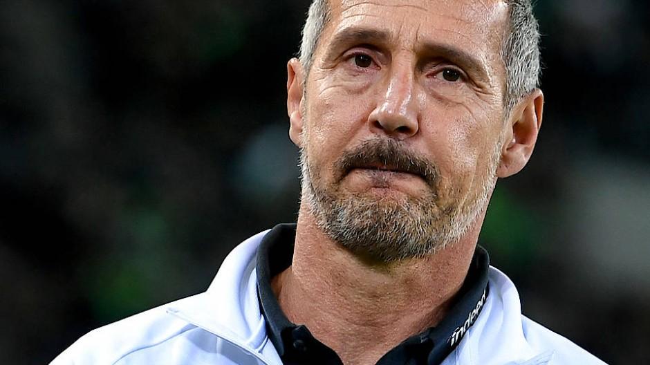 Ich lebe den Hunger vor: Eintracht-Trainer Adi Hütter