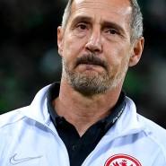 """""""Ich lebe den Hunger vor"""": Eintracht-Trainer Adi Hütter"""