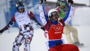 Franzose Vaultier gewinnt Gold