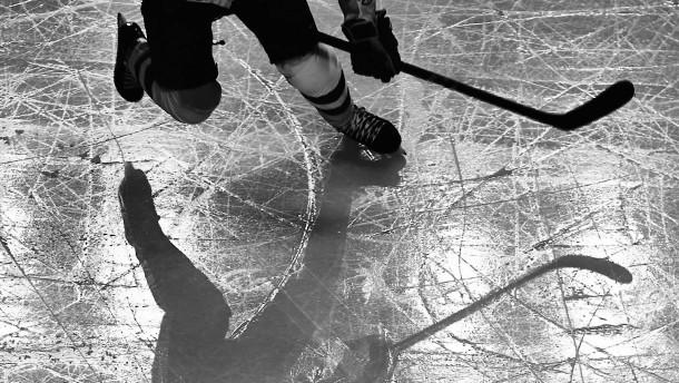 Die wirre Lage des Eishockeys