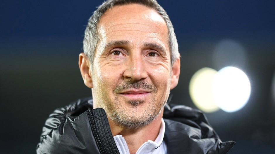 Was bringt das neue Jahr für Trainer Adi Hütter und Eintracht Frankfurt?