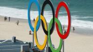 2016 fanden die Olympischen Spiele in Rio de Janeiro statt.