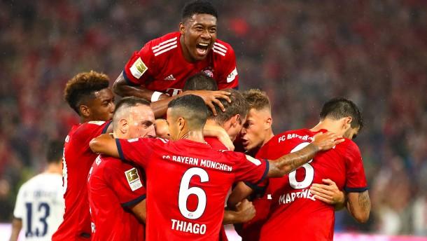 Bayern im Glück