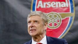 Arsène Wenger hört bei Arsenal auf