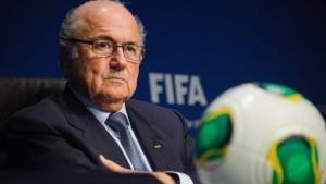 Blatters Gehalt wird veröffentlicht
